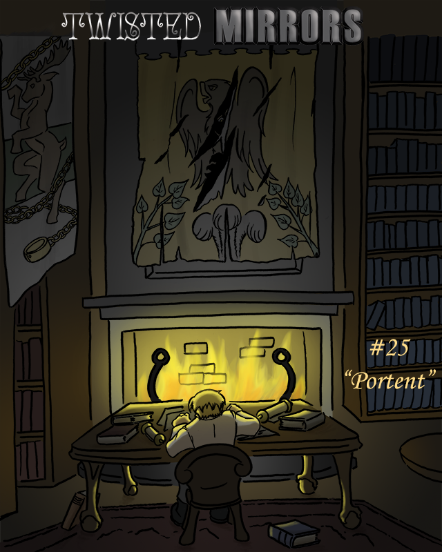 Chapter 25: Portent