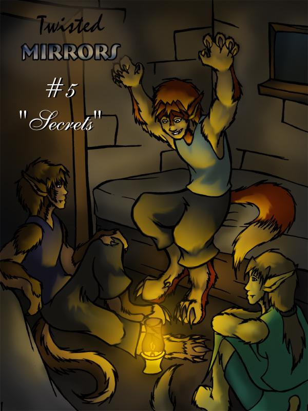 Chapter 5: Secrets