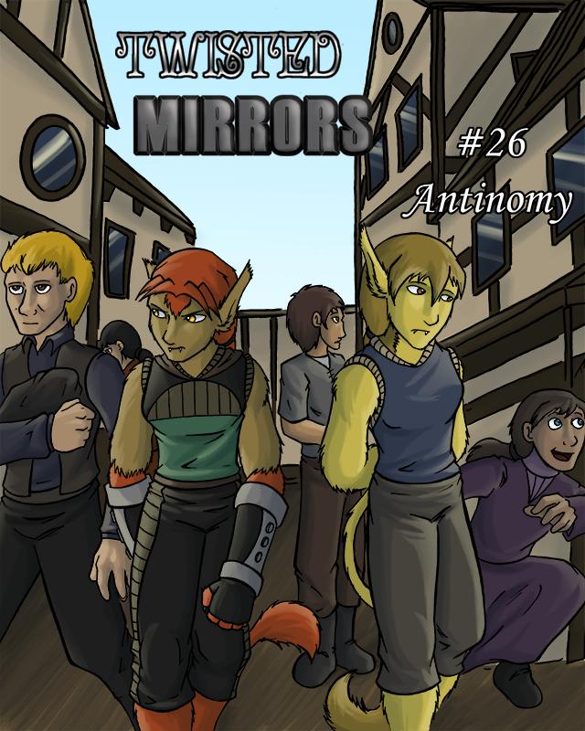 Chapter 26: Antinomy